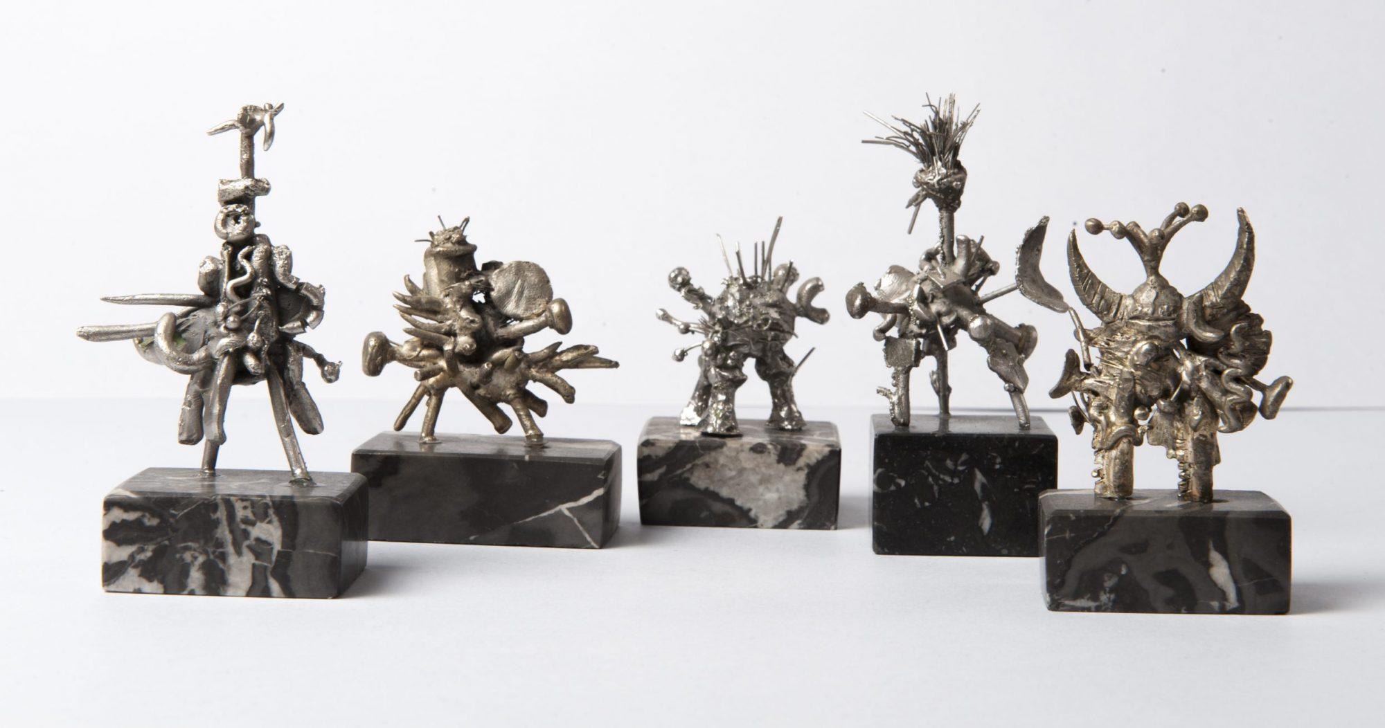 Gerzson Péter szobrászművész